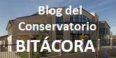 Bit�cora - Blog del Conservatorio